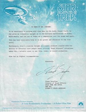 Serafine Star Trek